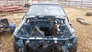 1992 foxbody mustang project