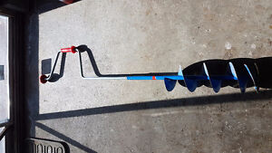 "8"" X 3.5' Ice Auger"