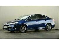 2015 Toyota Avensis 1.6D Business Edition 4dr Saloon diesel Manual