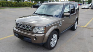 2010 Land Rover LR4 HSE rare colour, low mileage