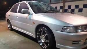 2001 Mitsubishi Lancer Sedan Glenorchy Glenorchy Area Preview