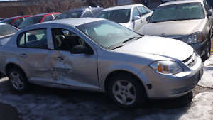 2010 CHEVY COBALT PART OUT 165000KM RUNS &DRIVES
