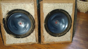 "Kenwood Subwoofers. 10"" - $50 for the pair"