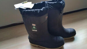New Insulated csa boots