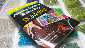 THATS A LOT OF BEADS - variety of colours & beading booklet