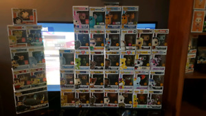 Funko pop dbz, sdcc, chases