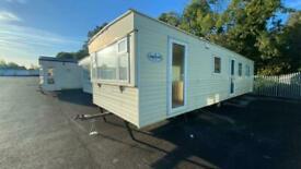 Static caravan Cosalt Park Leisure 35x10 3bed DG - Free UK delivery.
