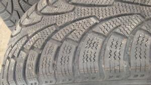4 pneus hiver P205/55/16  Sport SXI