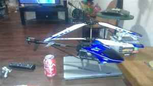 Heli for phone with Rogers or fido