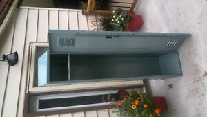 2 lockers available. Perfect for man cave industrial chic style London Ontario image 2