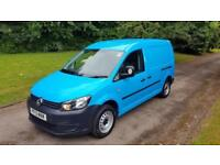 Volkswagen Caddy 1.6 TDI 102PS C20 Startline 13 REG 126K DIRECT BRITISH GAS