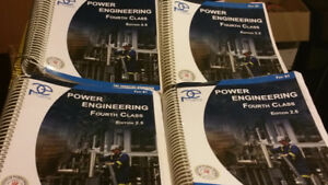 4th Class Power Engineering Textbooks CPET