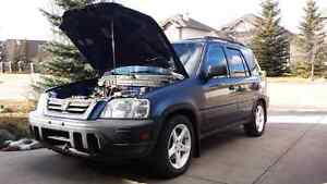 1999 Honda crv 5 speed AWD