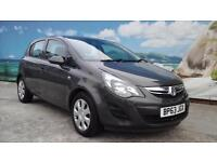 2014 VAUXHALL CORSA AUTO LOW MILEAGE EXCLUSIV AC HATCHBACK PETROL