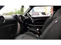 2015 Mini Paceman 1.6 Cooper 3dr Manual Petrol Coupe
