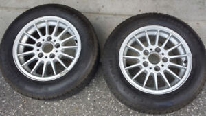 All Season Tire With Alloy Rime For Sale