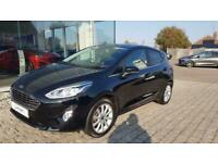 2017 Ford Fiesta TITANIUM 1.0 ECOBOOST 100ps 5dr Manual Hatchback Petrol Manual