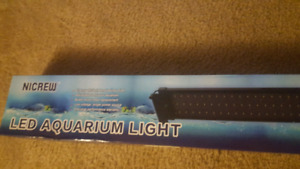 Brand new fish tank light 28 to 36 inches