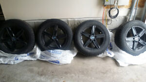 16 inch tires on rims $750