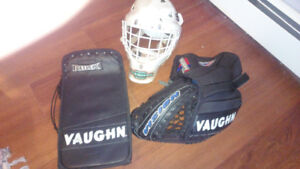 Full set of goalie gear - great shape