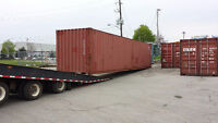 40ft HighCube SeaCans-Shipping and Storage Containers Available