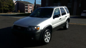2007 Ford Escape VUS A1