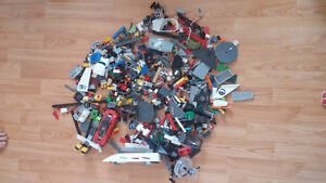 Lego assorted over 1360 pieces