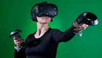 Try Something New: Experience Virtual Reality! (group rentals)