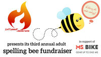 Third Annual Spelling Bee Fundraiser for MS!