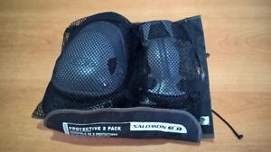 Kit de protection Salomon Roller blades / Patins a roulette
