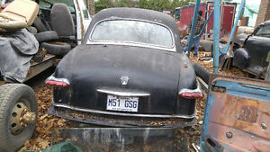 1951 ford custom hot rod project West Island Greater Montréal image 2