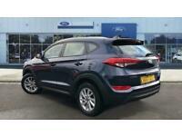 2017 Hyundai Tucson 1.6 GDi Blue Drive SE 5dr 2WD Petrol Estate Estate Petrol Ma