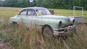 Wanted 1951 Pontiac Chieftain Parts