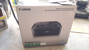 Canon Pizza MX472 with ink - 40.00 - OBO