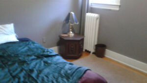 Furnished  2 bdrm apartment Uptown