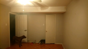 Master bedroom with walk in closet all included