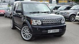 2011 LAND ROVER DISCOVERY 4 SDV6 HSE THIS IS A REAL EYEFUL PRIVACY STEPS 22 I