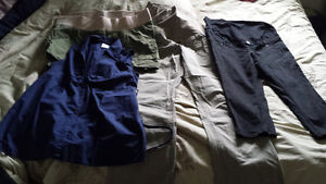 maternity clothes (med - 14)