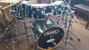 Mapex  M series  Drum kit Maple shel pack