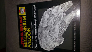 ► HAYNES Millennium Falcon Owner's Workshop Manual: Star Wars