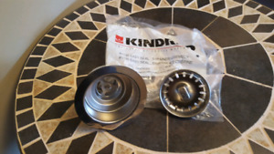 "New Kindred Stainless steel ""sink plug""  strainer assembly"