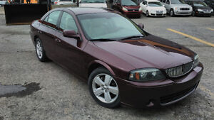 2006 Lincoln LS avec groupe sport Berline