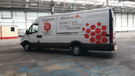 Removals & courier service