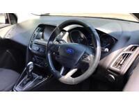 2014 Ford Focus 1.6 125 Titanium 5dr Powershif Automatic Petrol Estate