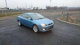 FORD FOCUS Cc 2.0 CC-3 2 DOOR CONVERTIBLE 2007
