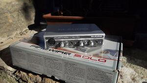 M-Audio Firewire SOLO, dans boîte, comme neuve!