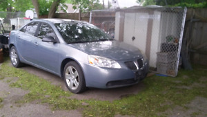 2008 G6 V6 auto,$1000  weekend deal!!