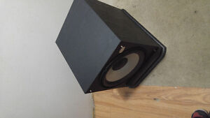 """Ikon 15"""" Home theater Subwoofer"""