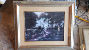 "4 FREE FRAMED PICTURES 12"" UP TO 36"""