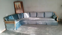 Charming mid century couch